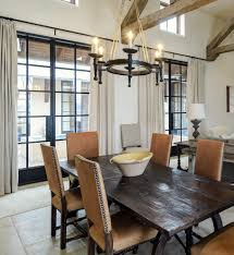 nailhead dining chairs dining room. Nailhead Dining Chairs Room Contemporary With Antique Spanish Oak Table. Image By: Katie Galliano Interiors B