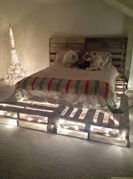 photo 7 of 7 17 best ideas about pallet bed frames on diy pallet bed diy bed