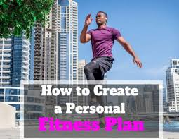 A Fitness Plan How To Create A Complete Personal Fitness Program Caloriebee