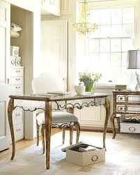 mirrored office furniture. Mirror Writing Desk Hooker Furniture Mirrored Office Pertaining To Antique . -