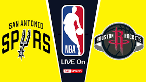 NBA LIVE: Spurs vs Rockets NBA Streams Reddit 3 Dec 2019 - LMI ...