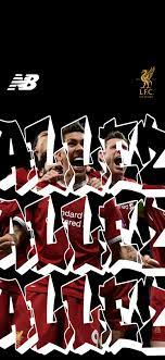 Liverpool amoled wallpaper (iPhone X ...