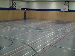 backyard basketball home court school gym floors covenant canadian reform school neerlandia alberta