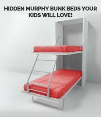 murphy bunk bed plans. Murphy Bunk Bed Canada Within Hidden Beds You Will Love Expand Furniture Decor 0 Plans