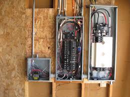 electric service handbook load management guide wiring diagrams Sub Panel to Main Panel Wiring Diagram heat pump (dia 1b)