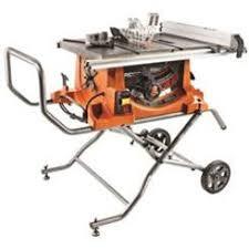 ridgid miter saw table. ridgid\u0026#174; 15-amp heavy-duty table saw with stand, 10 ridgid miter saw table