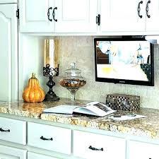 kitchen television