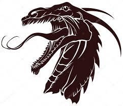 картинки татуировки драконы