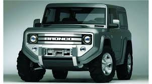 2018 ford bronco specs. brilliant specs 2018 ford bronco concept and specs front angle in ford bronco specs