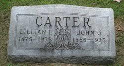 Lillian Iva Gardner Carter (1875-1938) - Find A Grave Memorial