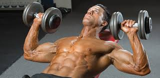 Image result for incline dumbbell press