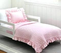 girls toddler bed sets quilts pink toddler quilt photo 1 of 6 ruffle toddler quilt superb girls toddler bed sets