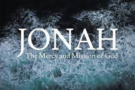 Jonah Part 1 - A Great Commission, A Great Rebellion, and A Great Mercy — Redemption Parker
