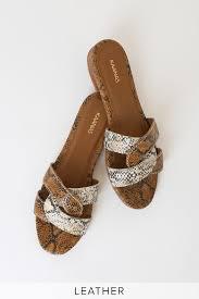 Cute <b>Women's</b> Flat <b>Sandals for</b> Summer <b>Style</b> Stars | Dressy Flat ...