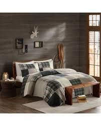 Don't Miss This Bargain: Woolrich Winter Hills King/california ... & Woolrich Winter Hills King/california King Reversible Quilt Set In Tan Adamdwight.com