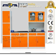 Made In China Kitchen Cabinets Made In China Steel Kitchen Furniture Set Ready Made Simple