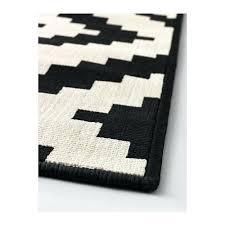 ikea black rug ikea rug black and white
