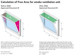 Smoke Ventilation Design Smoke Ventilation Explained With Silver Group
