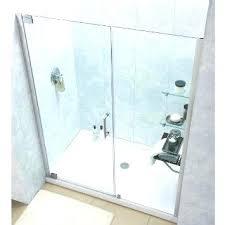 framed pivot shower doors get ations a elegance door and slimline inch brass franklin kit elega
