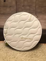 <b>Матрас детский Plitex Aloe</b> vera Ring для круглой кроватки ...