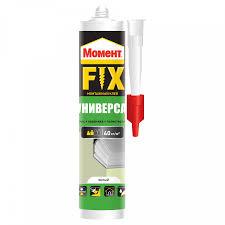 <b>Клей монтажный Момент Fix</b> Универсал, 380 г - купите по низкой ...