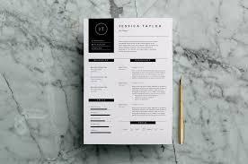 Template Wonderful Design Resume Template 2 Graphic Designer Vector