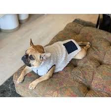 Staffy Colours Chart Monkey Fleece Vest For Dogs
