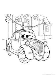 Small Picture Cars 2 Coloring Book PdfColoringPrintable Coloring Pages Free