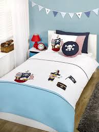 accessories enchanting children s kids cotton luxury themed bedding duvet cover set childrens pirates design