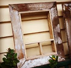 pallet life australia we made this shadow box out of recycled