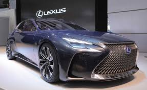 2018 lexus fc. plain lexus lexus lffc concept is the fuelcell flagship of future inside 2018 lexus fc