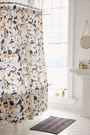 Killian Terrazzo Shower Curtain. Bathroom IdeasKid ...