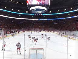 Montreal Canadiens Bell Center Seating Chart Bell Centre Section 119 Seat Views Seatgeek
