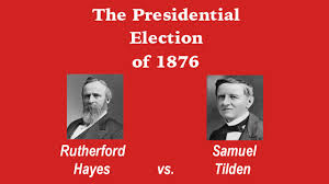 election of 1876 the american presidential election of 1876 youtube