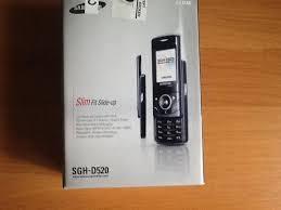 Мобильный телефон Samsung D520 ...