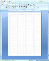 Free Printable Return Address Labels Label Template 30 Per