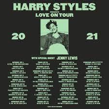 """Harry Styles. on Twitter: """"LOVE ON TOUR ..."""