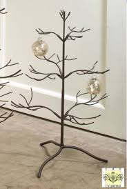 Large Jewelry Tree Display Stand Ornament Tree Brown Natural 100 Ornament Display Trees 45