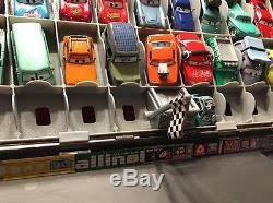 Disney Cars Fan Stand Display Case Disney Pixar Cars 100 Fan Stands Play N Display Case World Grand 16