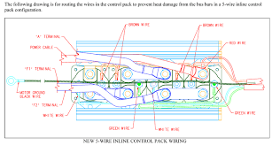 new 5 wire inline control pack wiring diagram winchserviceparts com Warn 2 5 Ci Wiring Diagram new 5 wire inline control pack wiring diagram Warn Winch Controller Wiring Diagram