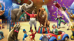 amazing circus wallpapers collection