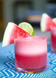 watermelon coconut tail recipe we