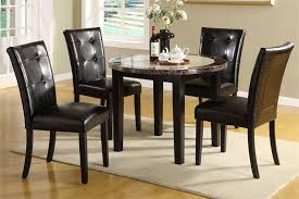 traditional modern small round dining room tables wooden leaves vintage furniture solid quality materials