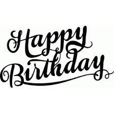 25 Ide Terbaik Happy Birthday Typography Di Pinterest Seni