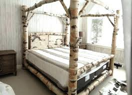 Full Size White Canopy Bed White Canopy Bed Pictures Reference ...