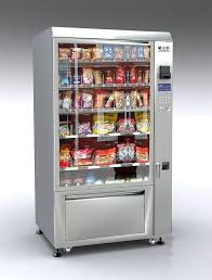 Chinese Vending Machine Simple Snack And Cold Drink Vending Machine LV48CN48 LE Vending