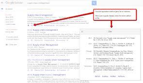 Cityu Library Use Google Scholar