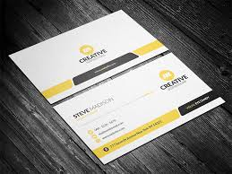 Designing Business Cards How To Create A Modern Business Card Using