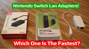 Nintendo <b>Switch</b> Lan Adapters! Which One Should You Buy ...