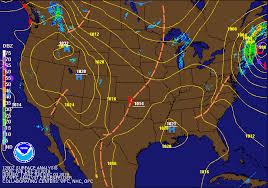 Great Loop Charts Lake Huron Weather Nws 24 Hour Surface Analysis Charts
